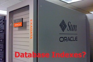 Database Index in Exadata
